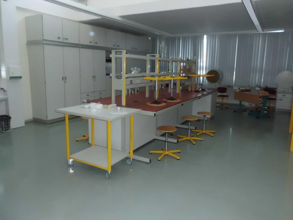 Chemieraum