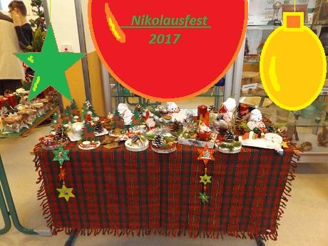 Unser Nikolausfest war wieder ein großer Erfolg